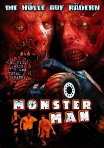 Monster Man - Poster / Capa / Cartaz - Oficial 2
