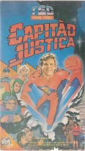 Capitão Justiça - Poster / Capa / Cartaz - Oficial 1