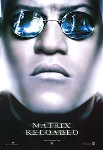 Matrix Reloaded - Poster / Capa / Cartaz - Oficial 11