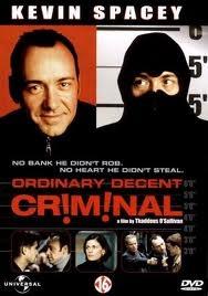 Um Criminoso Decente - Poster / Capa / Cartaz - Oficial 4
