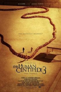 A Centopéia Humana 3 - Poster / Capa / Cartaz - Oficial 2