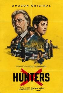 Hunters (1ª Temporada) - Poster / Capa / Cartaz - Oficial 3
