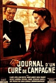 Diário de um Pároco de Aldeia - Poster / Capa / Cartaz - Oficial 4