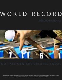Récord Mundial - Poster / Capa / Cartaz - Oficial 1
