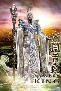 A Lenda do Rei Macaco: Tumulto no Reino Celestial - Poster / Capa / Cartaz - Oficial 10
