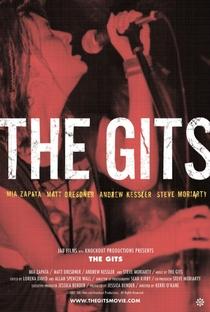 The gits - Poster / Capa / Cartaz - Oficial 1