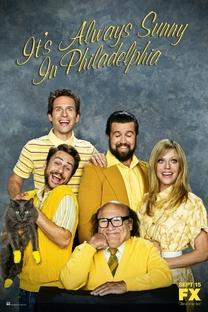 It's Always Sunny in Philadelphia (7ª Temporada) - Poster / Capa / Cartaz - Oficial 1