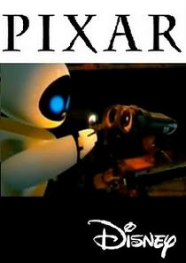 A História de Disney e Pixar - Poster / Capa / Cartaz - Oficial 1