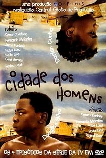 Cidade dos Homens (1ª Temporada) - Poster / Capa / Cartaz - Oficial 1
