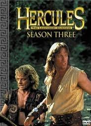 Hércules: A Lendária Jornada (3ª Temporada) - Poster / Capa / Cartaz - Oficial 2