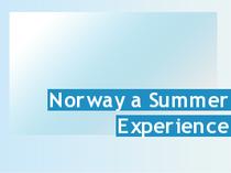 Noruega – Uma Aventura No Verão - Poster / Capa / Cartaz - Oficial 1