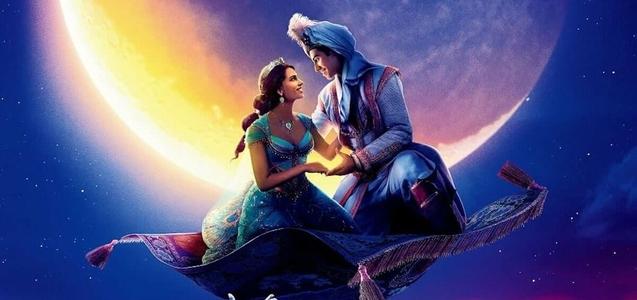 Aquela Geek: [Filme] Aladdin - Live Action