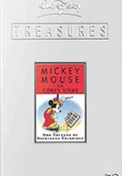 Mickey Mouse em Cores Vivas - Volume 1 (Treasures - Mickey Mouse)