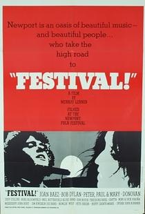 Festival - Poster / Capa / Cartaz - Oficial 1