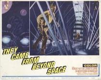 A Morte Vem do Espaço - Poster / Capa / Cartaz - Oficial 4