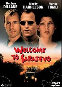 Bem Vindo a Sarajevo - Poster / Capa / Cartaz - Oficial 4