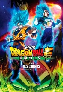 Dragon Ball Super: Broly - Poster / Capa / Cartaz - Oficial 14