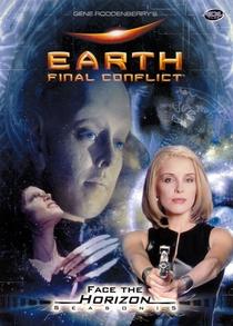 Terra: Conflito Final (5ª Temporada) - Poster / Capa / Cartaz - Oficial 2