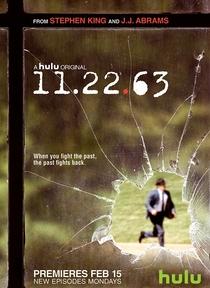 11.22.63 - Poster / Capa / Cartaz - Oficial 2
