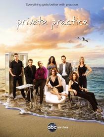 Private Practice (4ª temporada) - Poster / Capa / Cartaz - Oficial 2