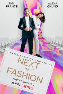Next In Fashion (1ª Temporada) - Poster / Capa / Cartaz - Oficial 1