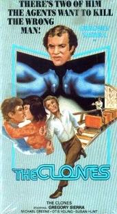 The Clones - Poster / Capa / Cartaz - Oficial 2