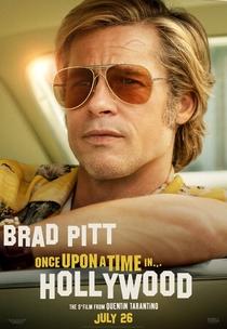 Era Uma Vez em... Hollywood - Poster / Capa / Cartaz - Oficial 10