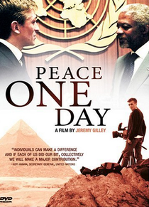 Peace One Day - Poster / Capa / Cartaz - Oficial 1
