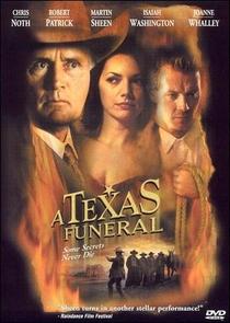 Um Funeral no Texas - Poster / Capa / Cartaz - Oficial 1