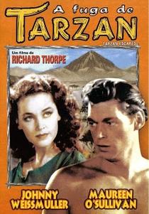 A Fuga de Tarzan - Poster / Capa / Cartaz - Oficial 3