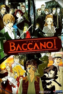 Baccano! - Poster / Capa / Cartaz - Oficial 17
