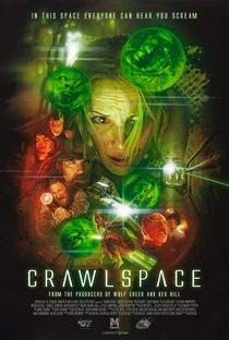 Crawlspace - Poster / Capa / Cartaz - Oficial 3