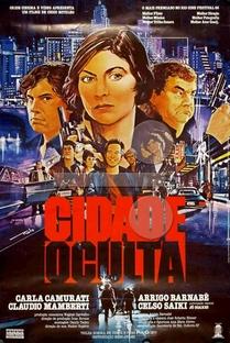 Cidade Oculta - Poster / Capa / Cartaz - Oficial 1