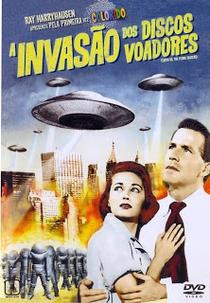 A Invasão dos Discos Voadores - Poster / Capa / Cartaz - Oficial 2
