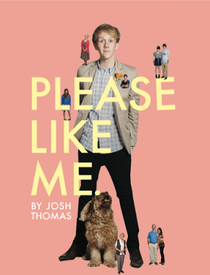 Please Like Me (1ª Temporada) - Poster / Capa / Cartaz - Oficial 1