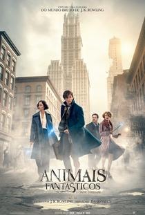Animais Fantásticos e Onde Habitam - Poster / Capa / Cartaz - Oficial 1