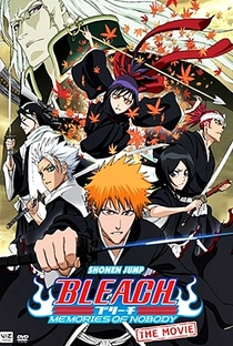 Bleach: 1 - Memories of Nobody - Poster / Capa / Cartaz - Oficial 1