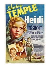 Heidi - Poster / Capa / Cartaz - Oficial 1