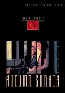 Sonata de Outono - Poster / Capa / Cartaz - Oficial 4