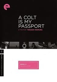 A Colt Is My Passport - Poster / Capa / Cartaz - Oficial 1