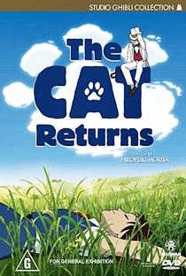 O Reino dos Gatos - Poster / Capa / Cartaz - Oficial 30