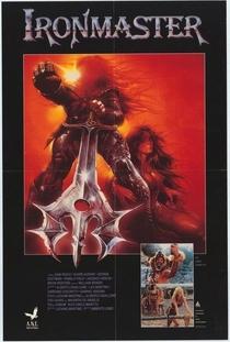 Ironmaster - Poster / Capa / Cartaz - Oficial 2