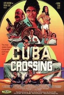 Travessia à Cuba - Poster / Capa / Cartaz - Oficial 3