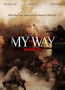 My Way - Poster / Capa / Cartaz - Oficial 5