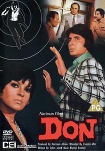 Don - Poster / Capa / Cartaz - Oficial 1