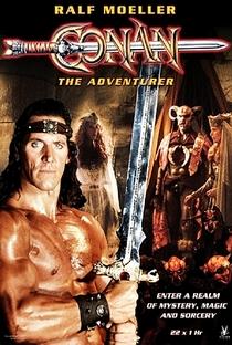 Conan - Poster / Capa / Cartaz - Oficial 2