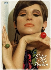 Color Me Barbra - Poster / Capa / Cartaz - Oficial 2