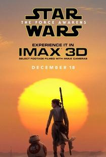 Star Wars, Episódio VII: O Despertar da Força - Poster / Capa / Cartaz - Oficial 10