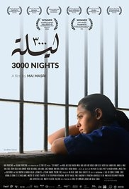3000 Nights - Poster / Capa / Cartaz - Oficial 1