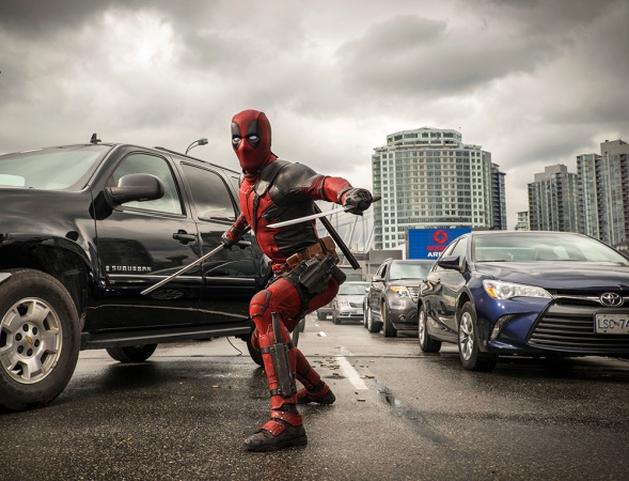 """Novas imagens de """"Deadpool"""""""